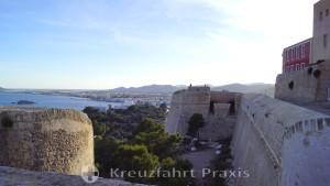 Ibiza Stadt - Baluard de Sant Bernat