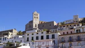 Ibiza Stadt - Kathedrale Santa Maria de las Nieves