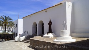 Sant Joan de Labritja - Iglesia de Sant Joan