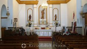 Sant Joan de Labritja - Iglesia de Sant Joan - Altar