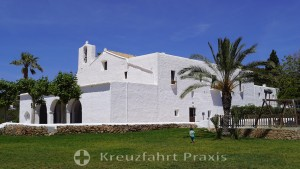 Sant Carles de Peralta - Iglesia de San Carlos