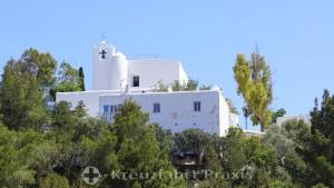 Die Kirche von Santa Eulària