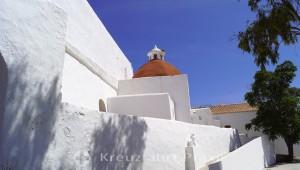 Die Kirche Santa Eulària