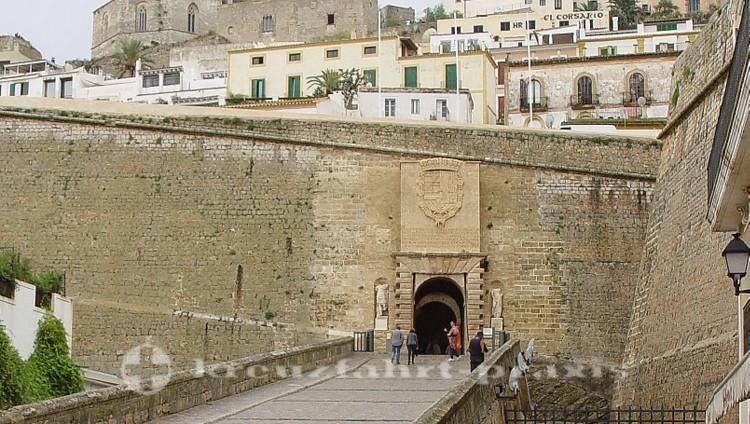 Ibiza-Stadt - Portal de ses Taules