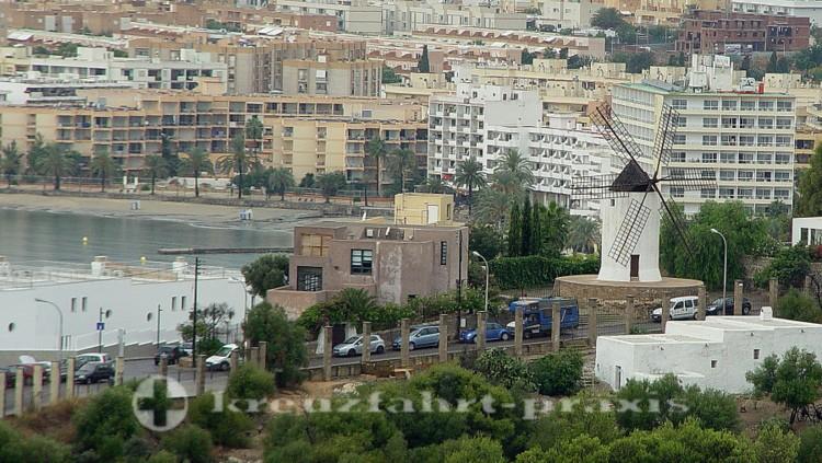 Ibiza-Stadt - Puig des Molins