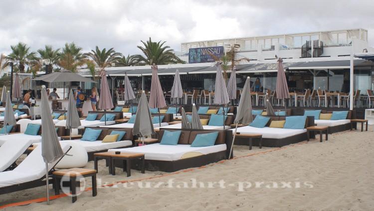 Ibiza - Playa d'en Bossa - Nassau Beach Club
