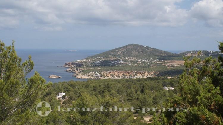 Ibiza - Steilküste bei Es Vedra