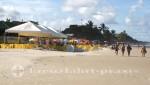 Ilhéus - Praia dos Milionários - Gabriele Strandbar