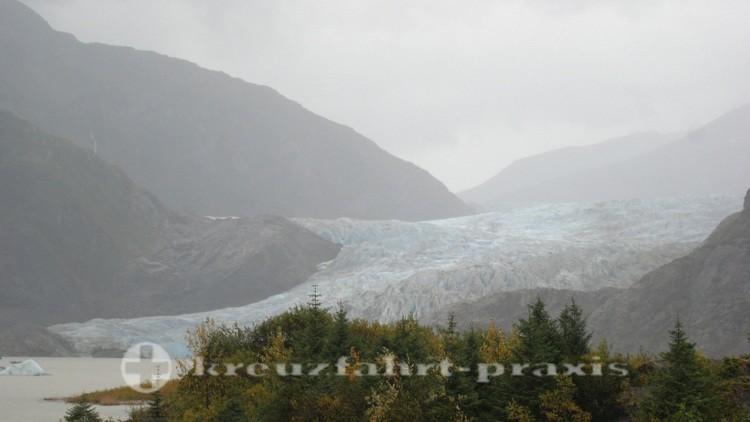 Juneau - Der Mendenhall Gletscher