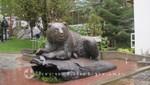 Juneau - Skulptur des Windfall Fisherman