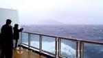 Schlechtes Wetter vor Kap Hoorn