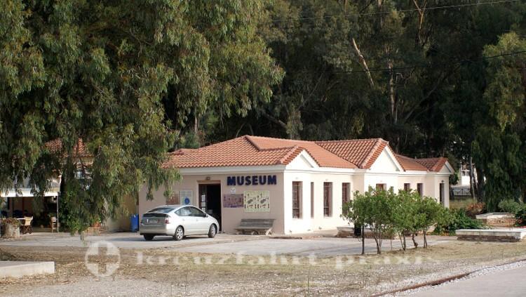 Katakolon - Museum für antike griechische Technologie