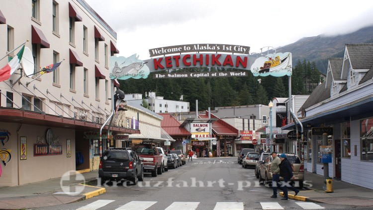 Ketchikan / Alaska