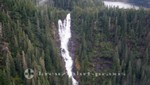 Wasserfall im Tongass National Forest