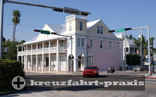 Hochhäuser fehlen in Key West