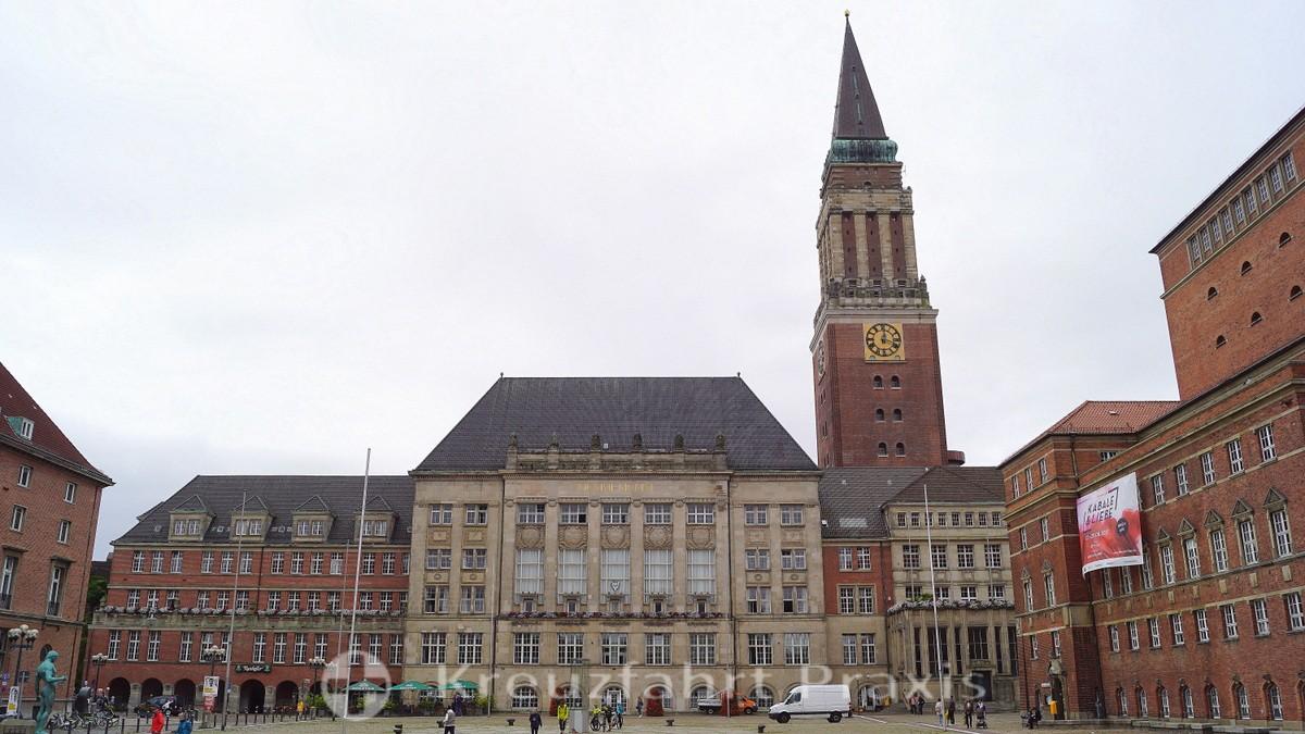 The Kiel town hall