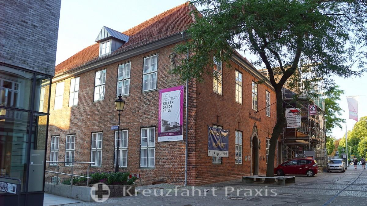 Kiel - City Museum Warleberger Hof