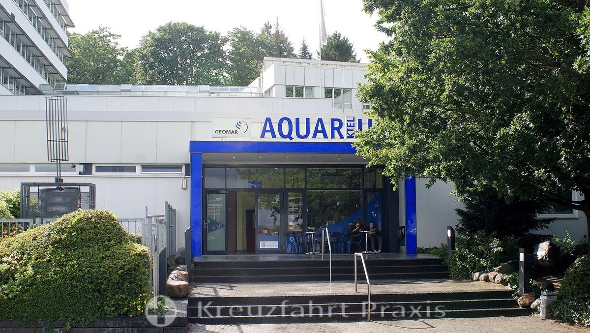 Aquarium in the Geomar