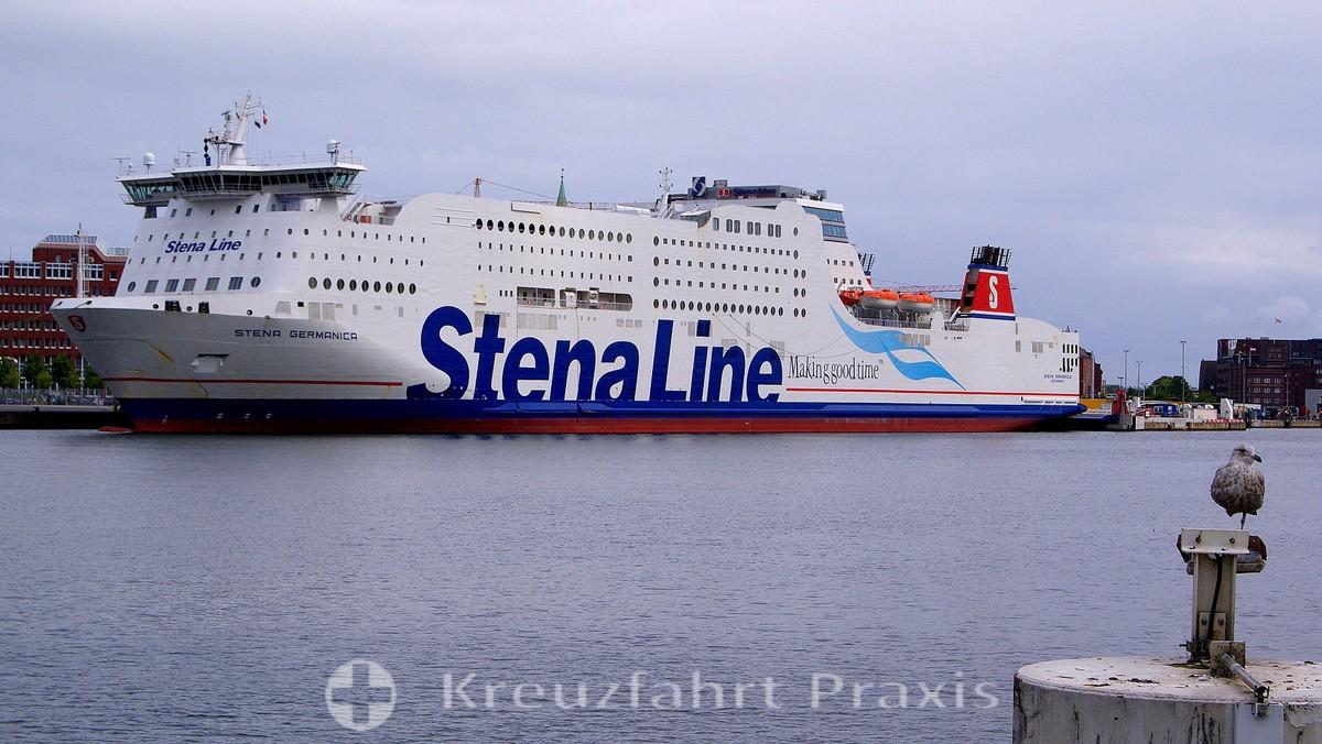 Baltic ferry Stena Germanica