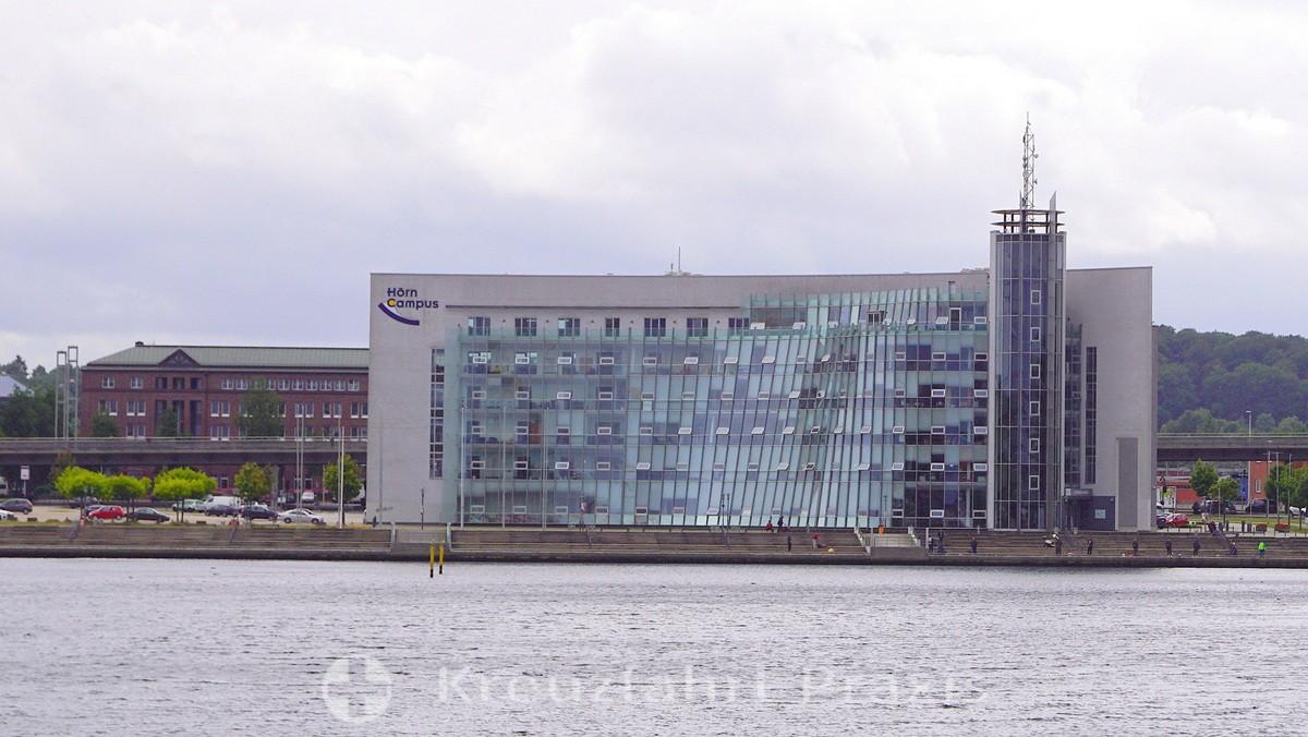 Hörn campus at Germaniahafen