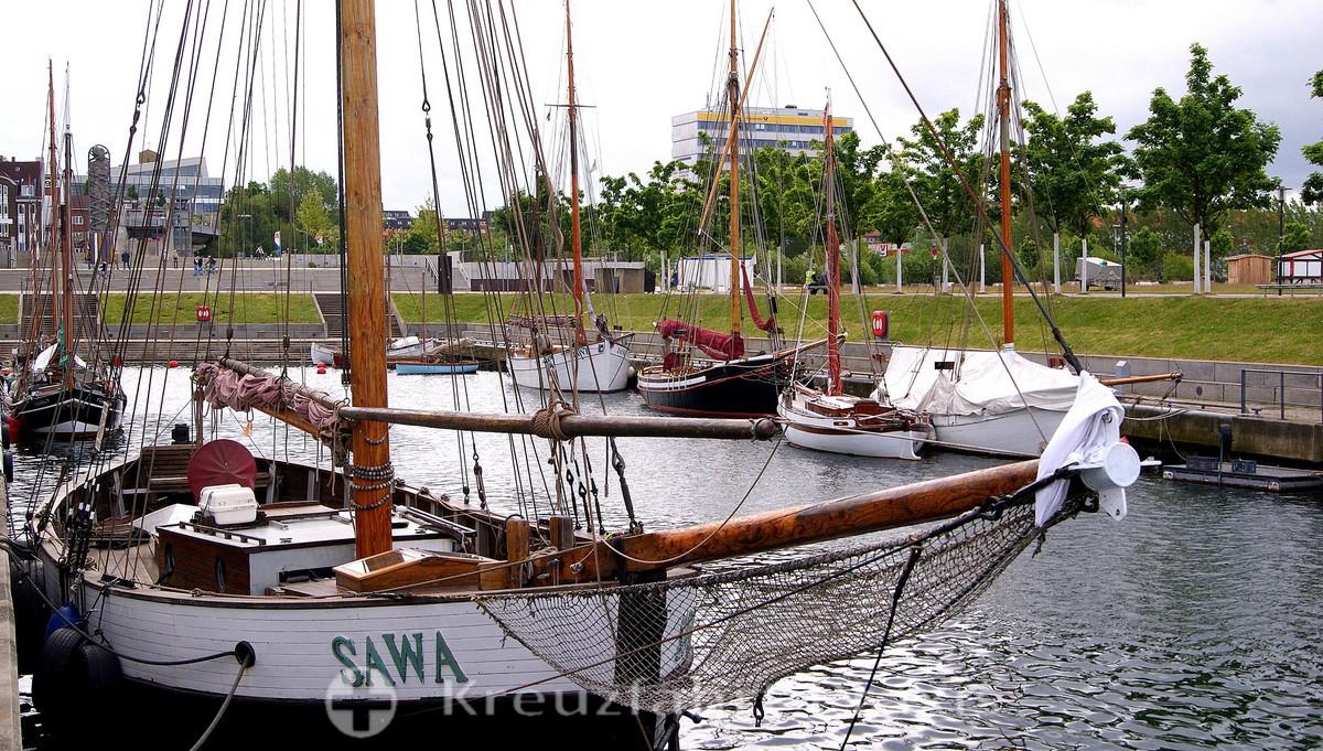 Kiel - Germania Harbor