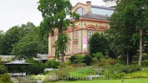 Kiel - Schlossgarten with the Zoological Museum