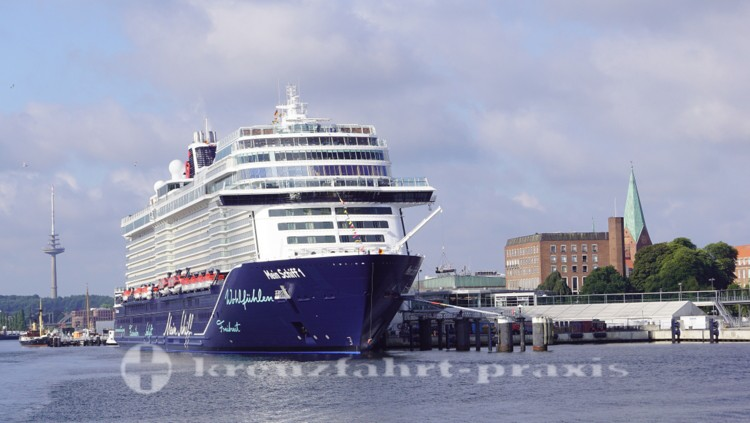 Kiels Kreuzfahrtsaison 2019 – Insgesamt 800.000 Passagiere