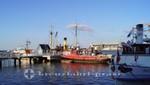 Kiel museum harbor