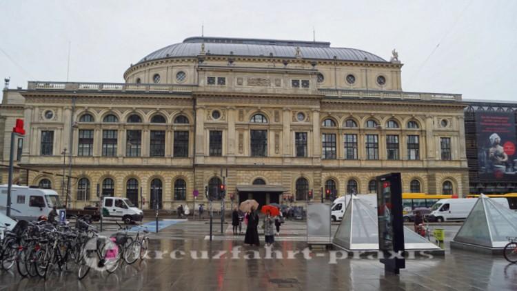 Das Königliche Theater am Kongens Nytorv