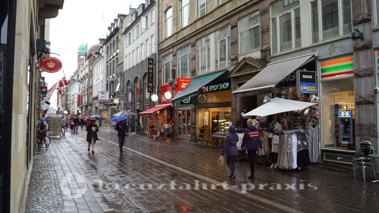 Fußgängerstraße Strøget