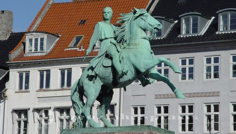 Bischof Absalon erwarb sich Verdienste um Dänemark