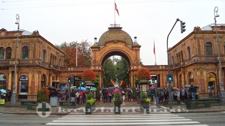 Haupteingang des Tivoli