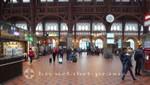 Lobby of Copenhagen Central Station