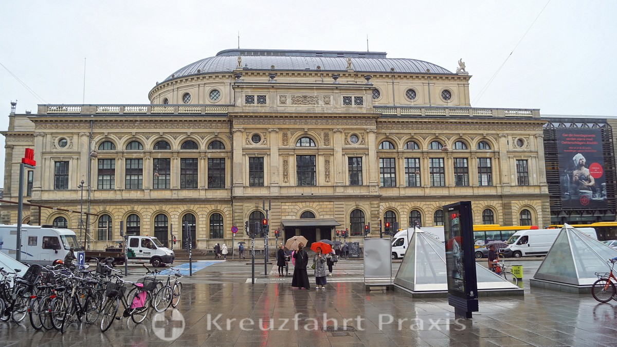 The Royal Theater at Kongens Nytorv