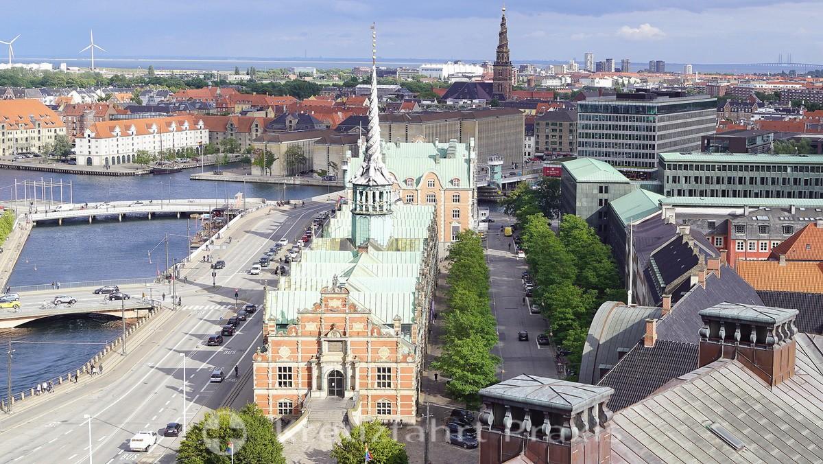 Børsen - the trading exchange