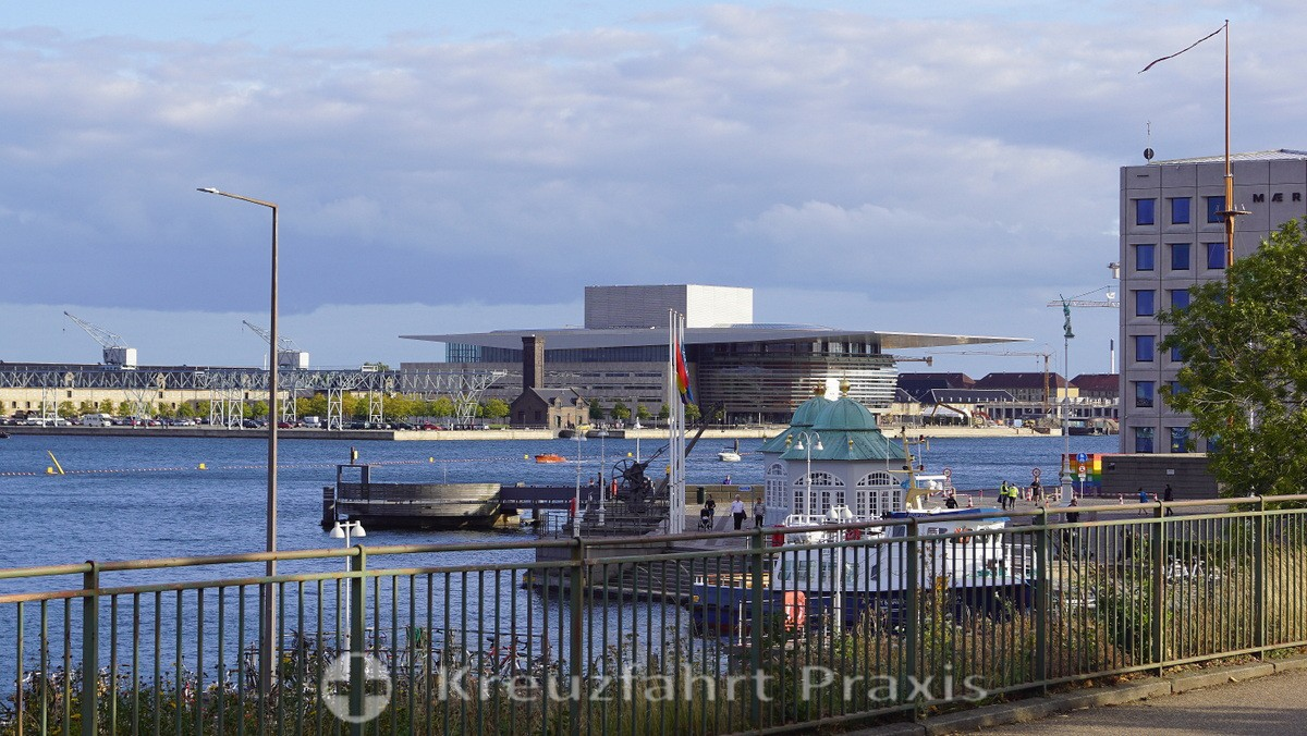 New Royal Danish Opera as seen from Nordre Toldbod