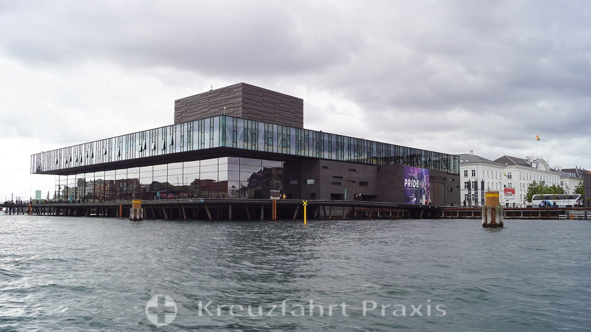 Skuespilhuset - the New Royal Theater