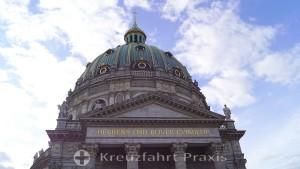 Frederiks Kirke - dome
