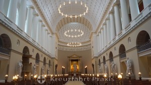 Vor Frue Kirke - nave