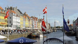 The Nyhavn Canal