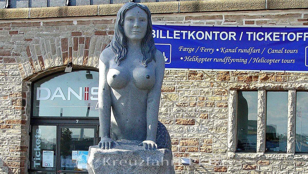 The alternative mermaid ex Langeliniekaj