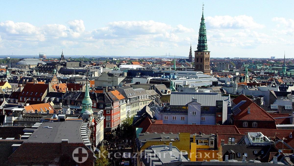 Copenhagen's sea of houses