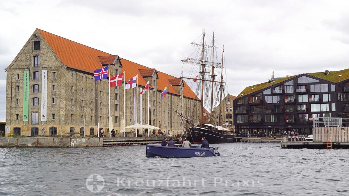 Discover Copenhagen by boat