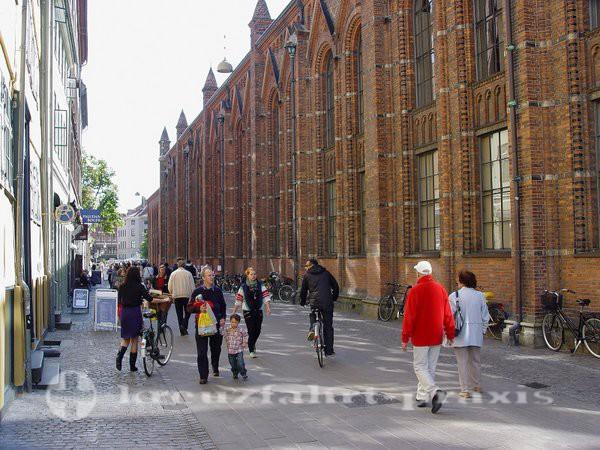 Universitätsgebäude in Kopenhagen