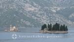 Boko Kotorska - Insel Gospa od Skrpjela