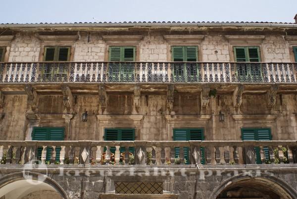 Palast der Pima-Familie
