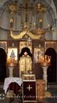 Ikonostase der St. Lukas-Kirche