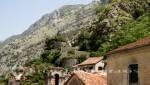 Blick von der Gurdic-Bastion
