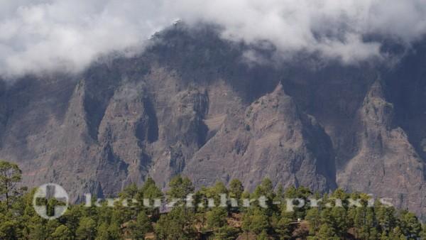 La Palma - Die Caldera de Taburiente