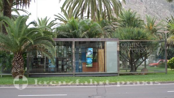 Santa Cruz de La Palma - Tourismusbüro